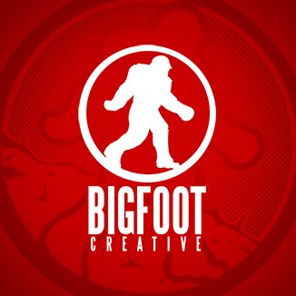 bigfoot creative logo