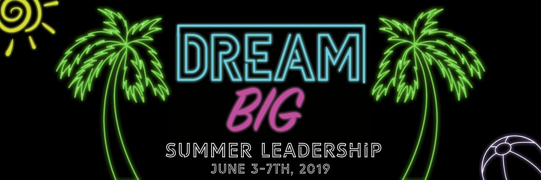 dream big header