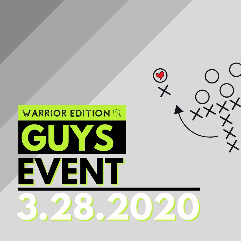 Guys event 2020